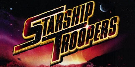 StarShip Troopers Font?