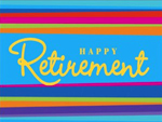 "What is the font?? "" Retirement"""