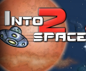 Into Space 2 Font | Flash Game on Notdoppler