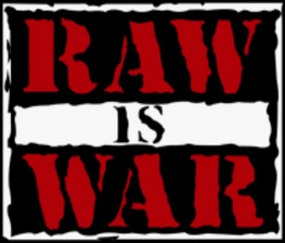 RAW is WAR logo?