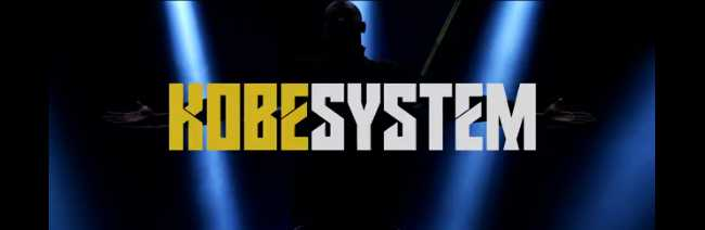 What's this font? - Kobe System