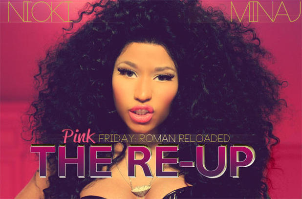 Pink Friday Roman Reloaded: The Re-Up