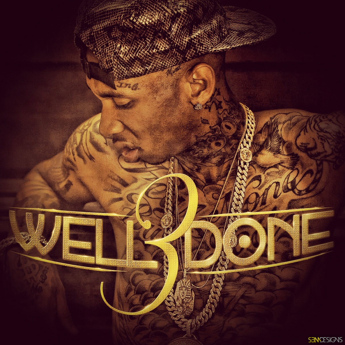 ''Well Done'' & ''3'' Font Please !!