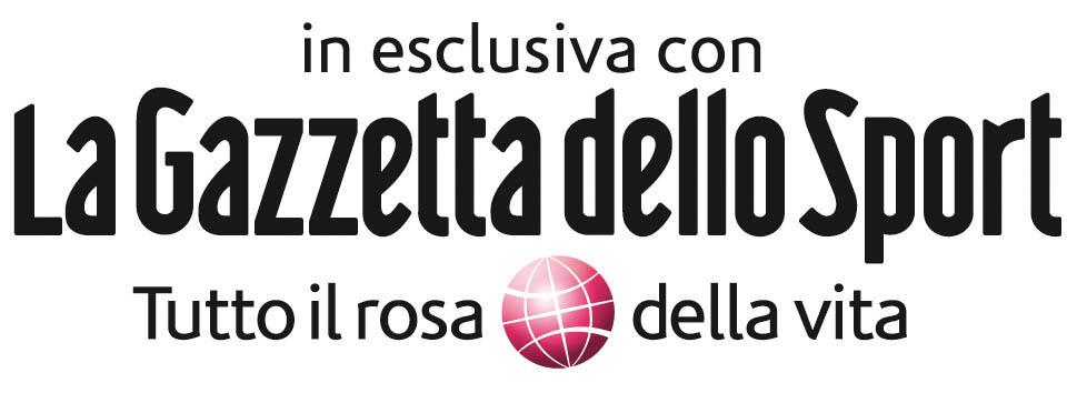 la Gazzetta Dello Sport Logo Gazzetta Dello Sport Font