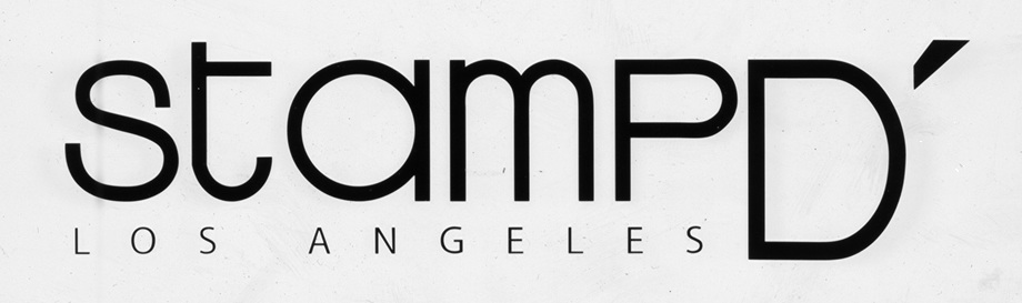 Anyone know this font (stampd LA) ??