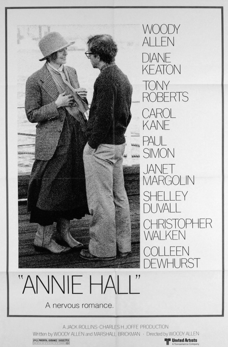 Annie Hall (not Windsor, probably)?