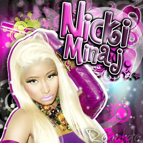 Font of Nicki