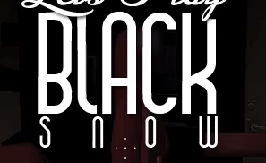 "I'd really appreciate you identificating the font ""BLACK"" is written in :)"