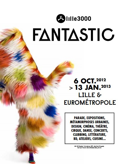TYPO Fantastic Lille 3000 �dition 2012