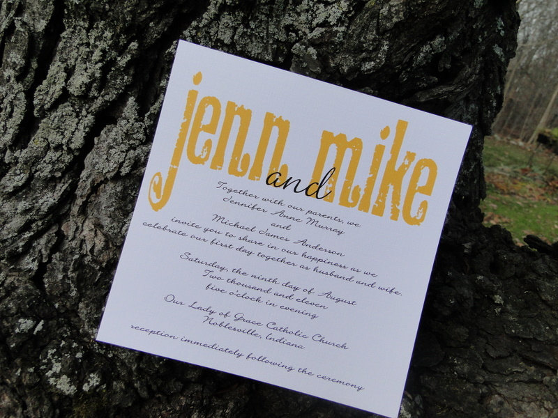"what font is ""jenn and mike""? thank u"