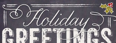 Looking for the font for this word HOLIDAY
