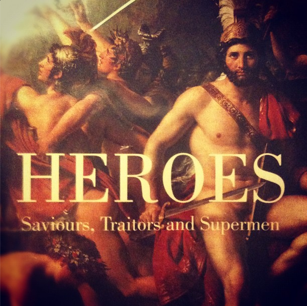 Heroes Book Cover
