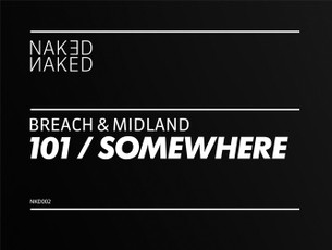 Breach & Midland - 101 / Somewhere - Font?