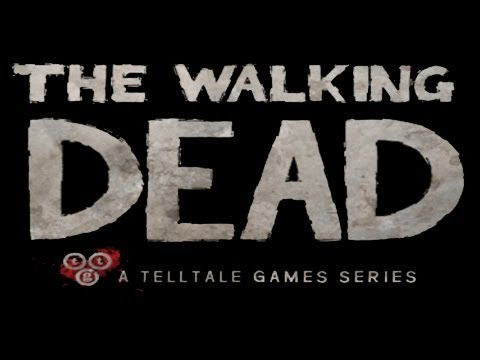 Walking Dead game font?