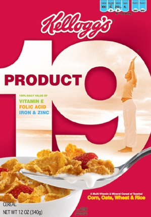 Product 19 font