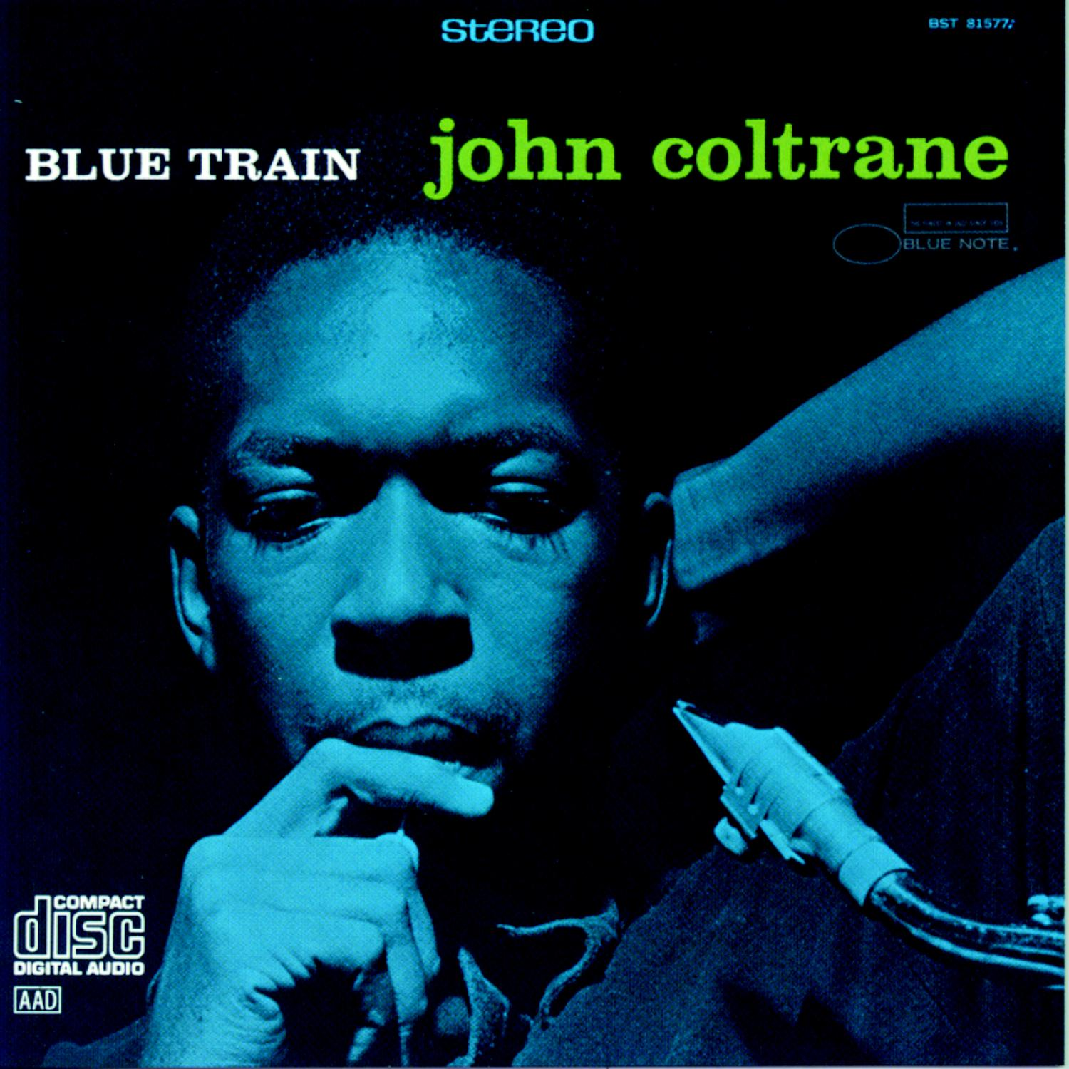Can anyone tell me what these fonts are on this john coltrane album?