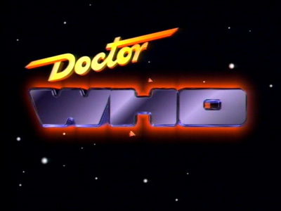 two old doctor who logo font