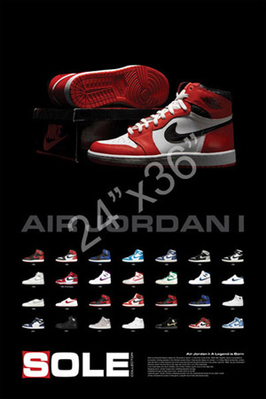 "Whats the font for ""AIR JORDAN 1"""