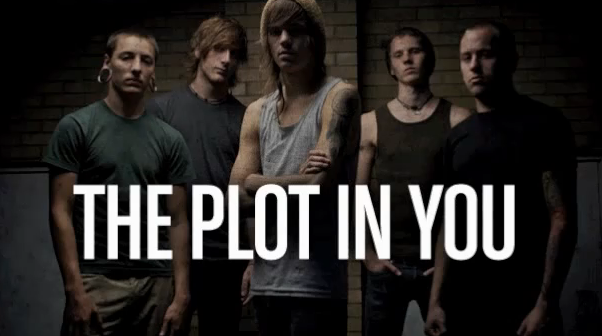 """The Plot In You"""