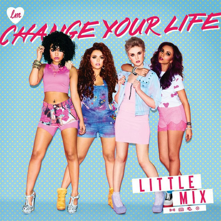 "What the font ""Change Your Life"" ?"