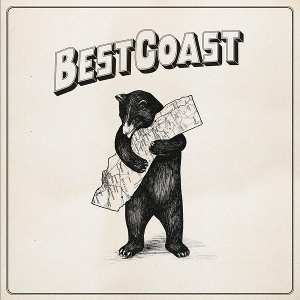 Does anyone know the font used on the Best Coast Cover? Please help!