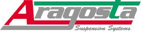 Suspension brand Aragosta text