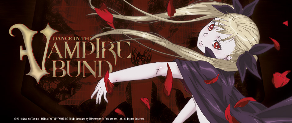 Dance in the Vampire Bund FONT?