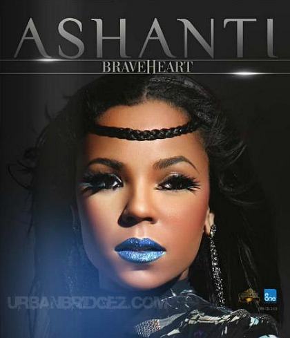 WHAT FONT IS ASHANTI IN????? PLS HELP