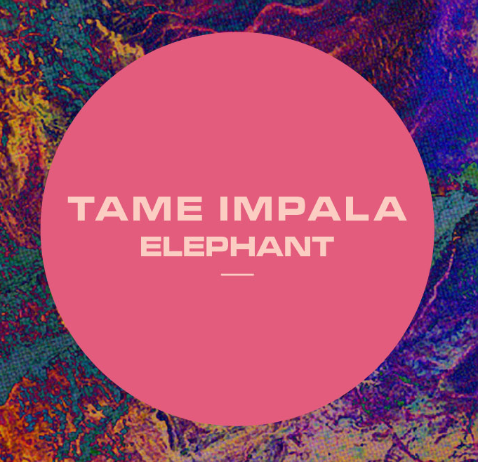 Does anyone know the font used for the Tame Impala album cover?