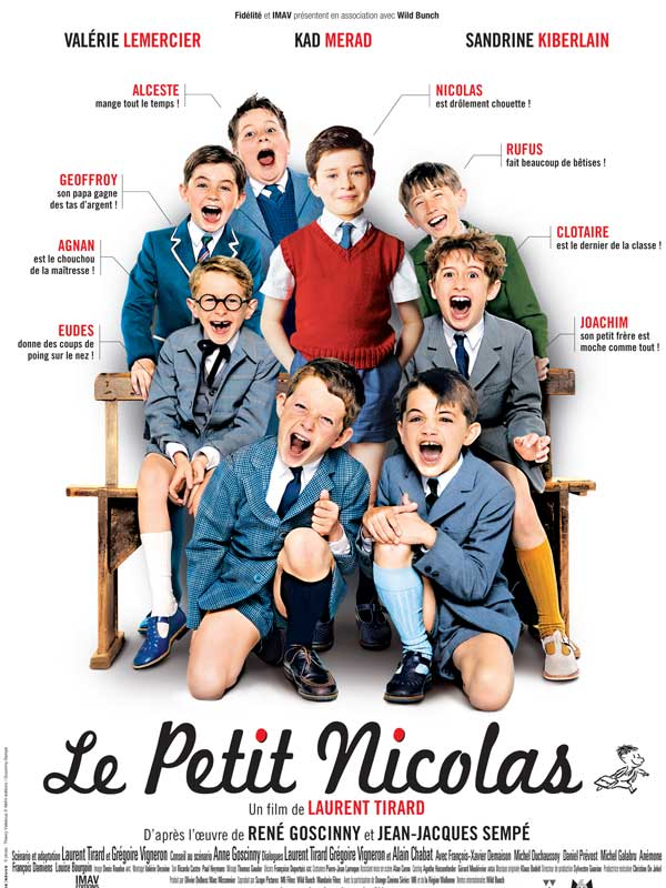 What the font?? > LE PETIT NICOLAS