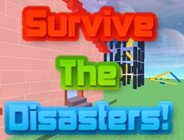 What font is this (Off a game called ROBLOX and this game is called survive the disasters)