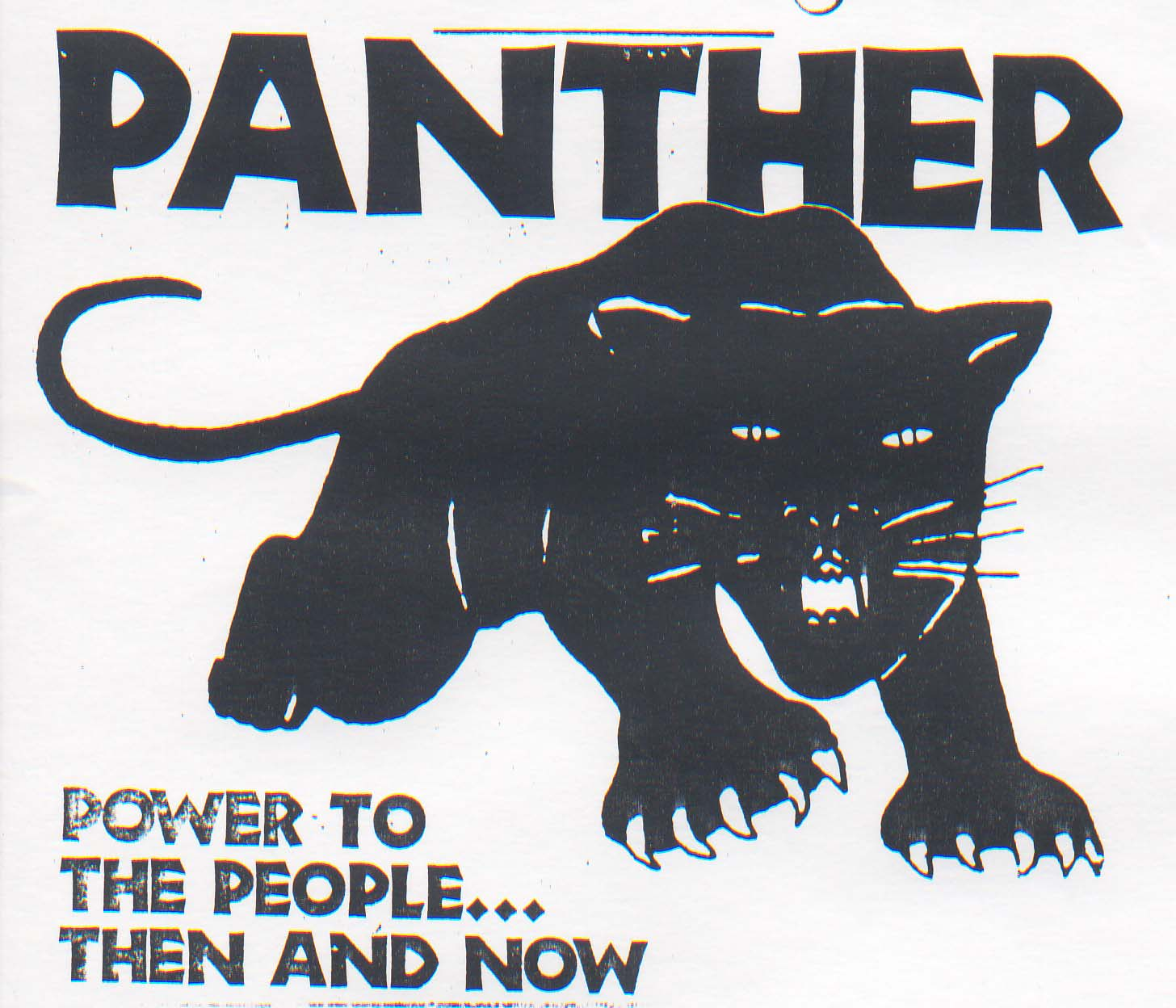 "Help with the ""panther"" font"