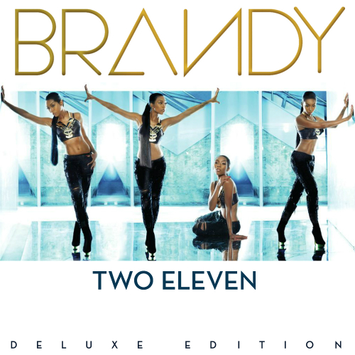 Brandy - Two Eleven (Album Cover)
