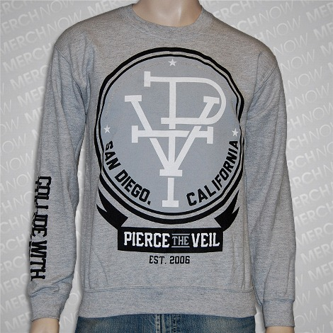 Pierce the Veil logo font?
