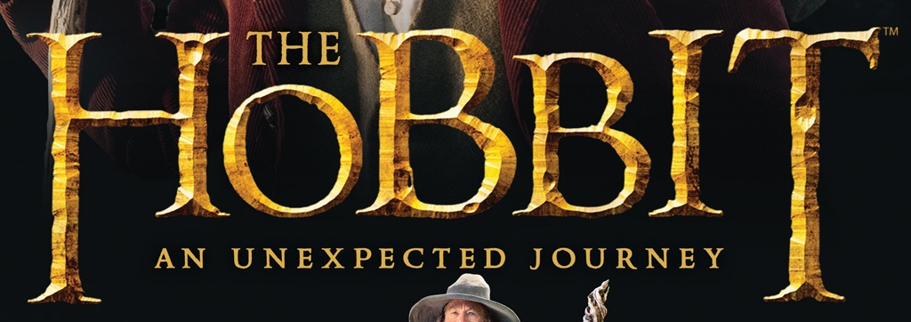 "What's the font of ""The Hobbit"" ?"