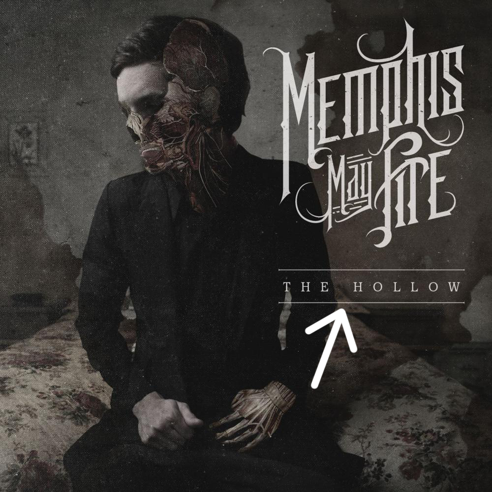 The Hollow/Memphis May Fire.