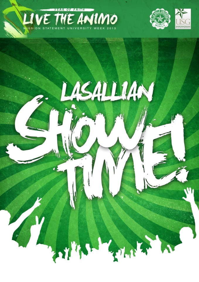 Lasallian Show Time Font