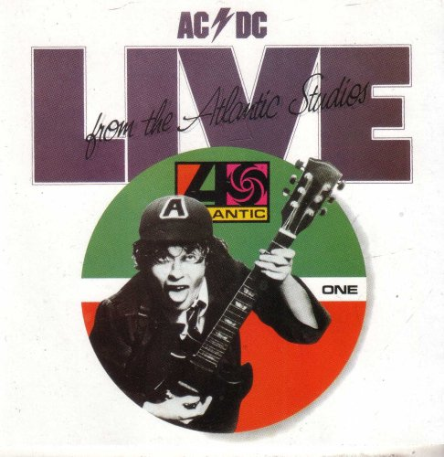 "The AC/DC's album ""Live at Atlantic Studios"""