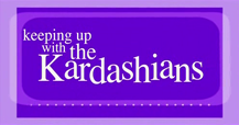 Keeping Up With the Kardashians FONT????