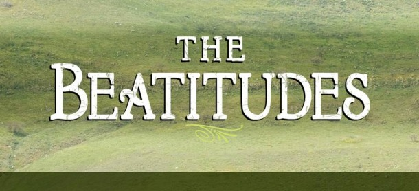 The Beatitudes (powerpoint) Font