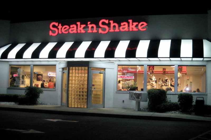 Steak n Shake Font