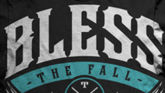 Bless The Fall Shirt Font ?