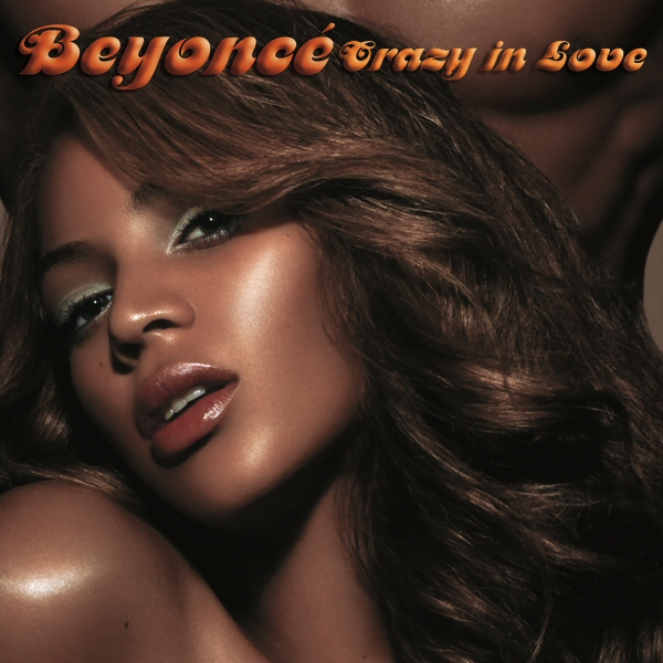 Crazy In Love font