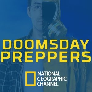 Font for Doomsday Preppers