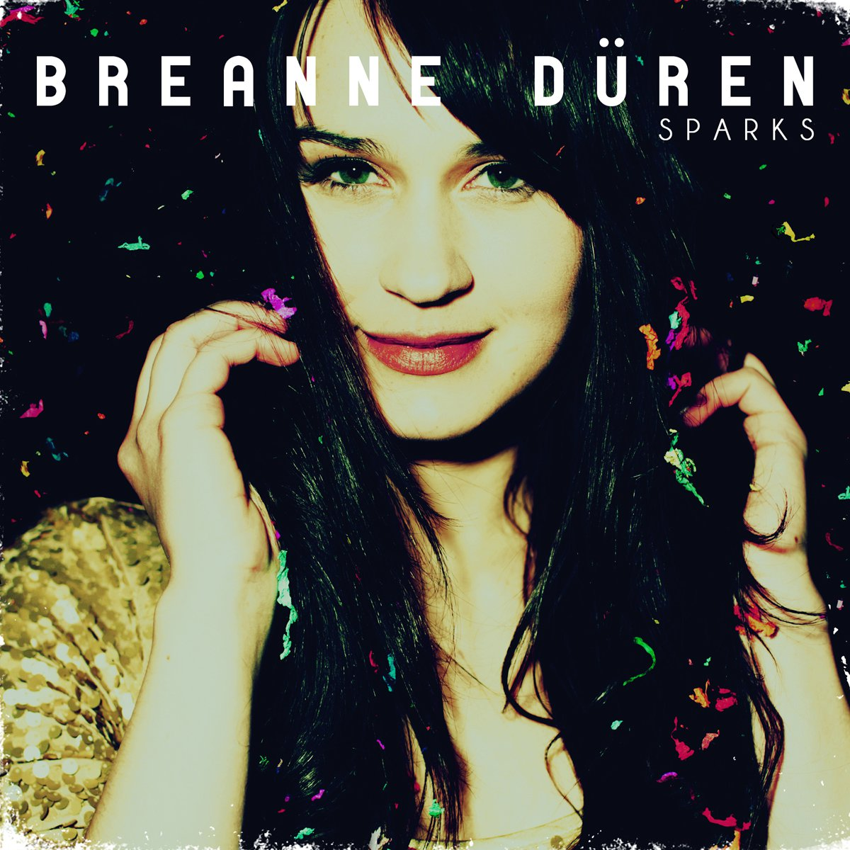 """Breanne Düren"" font, please. :)"