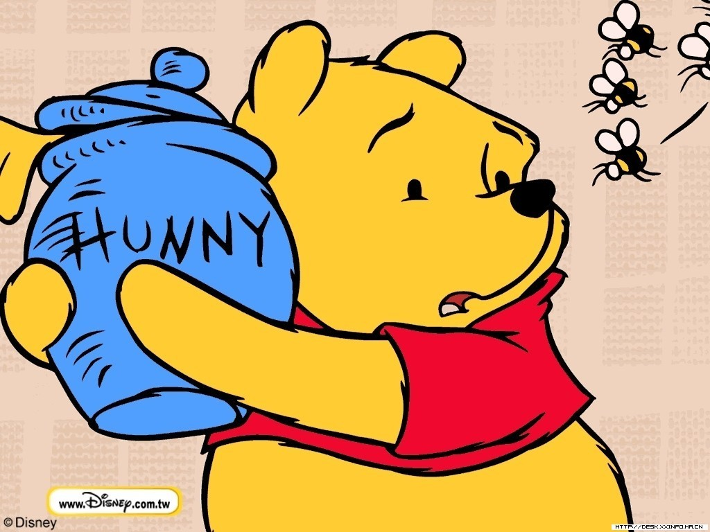 Winnie the Pooh- What font is this?