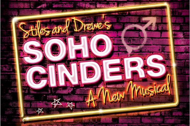 "Font of ""A New Musical"" and font of ""Soho Cinders"""