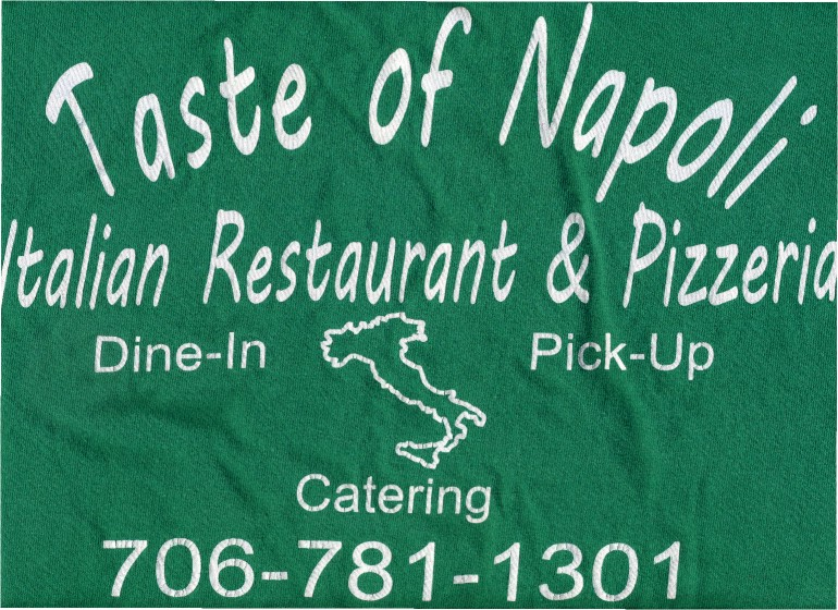 Need the font for Italian, Napoli, Etc...