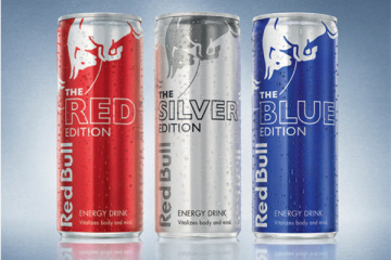 Red Bull new flavor
