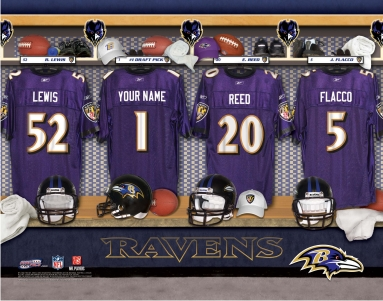 ravens numbers font